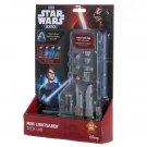 Star Wars Anakin Skywalker's Mini Lightsaber (2 interchangeable lenses, 4 crystals) Gift Toy