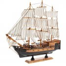 Wooden Ship Model 34 cm Assembled (33769) Boat by Russian Gifts Toy Boy