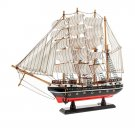 Wooden Ship Model 45 cm Assembled (33733) Boat by Russian Gifts Toy Boy