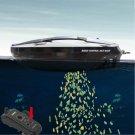 Radio Control Catamaran RC Joysway Baiting 500 RTR 2.4G Boat Fishing Gift Toy Boy