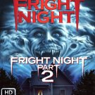 Fright Night Part 2 and Fright Night [Blu-ray/ DVD 2-Disc] HD