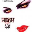 Fright Night Part 2 (DVD) Roddy McDowall  HQ-WS-5.1 ENGLISH 1988 sequel