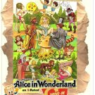 Alice In Wonderland 1976 Uncut - Kristine DeBell -Musical Comedy DVD