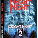 Fright Night Part 2 and Fright Night  Roddy McDowall [Blu-ray 2-Disc] HD