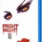 Fright Night Part 2 (Blu-ray-Import) Roddy McDowall  1080p HD-WS-5.1 ENGLISH
