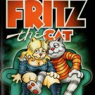 Fritz The Cat  [Animated Comedy] 1972 Cult Classic Uncut Widescreen DVD