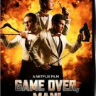 Game Over, Man ! Netflix Comedy New DVD from Workaholics stars