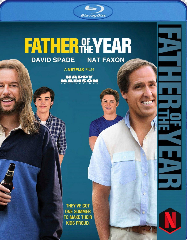 Father Of The Year [2018] David Spade -Blu-ray