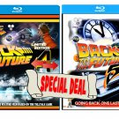 Back To The Future Part 4 & 5  CGI Feature Films  Christopher Lloyd, Michael J Fox