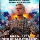 War Machine [2019 Blu-ray] Brad Pitt