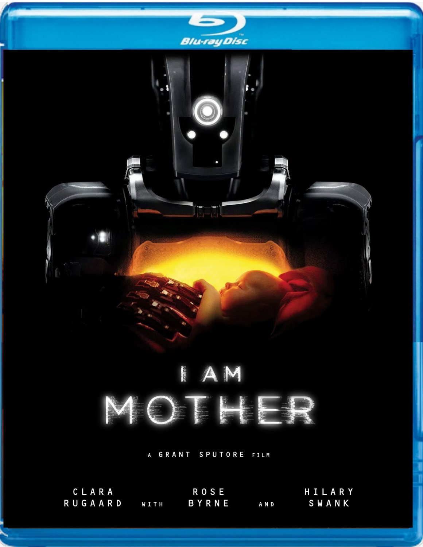 I AM MOTHER [2019 Blu-ray] Thriller-Hillary Swank
