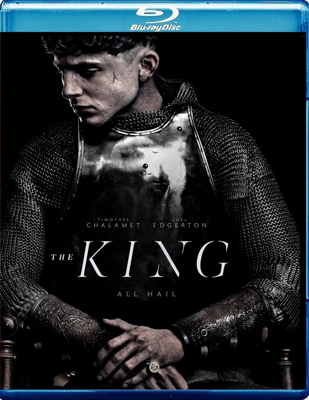 The King [2019 Blu-ray]