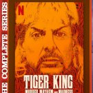 TIGER KING: Murder, Mayhem & Madness [2020 Complete Series] 2 Blu-ray
