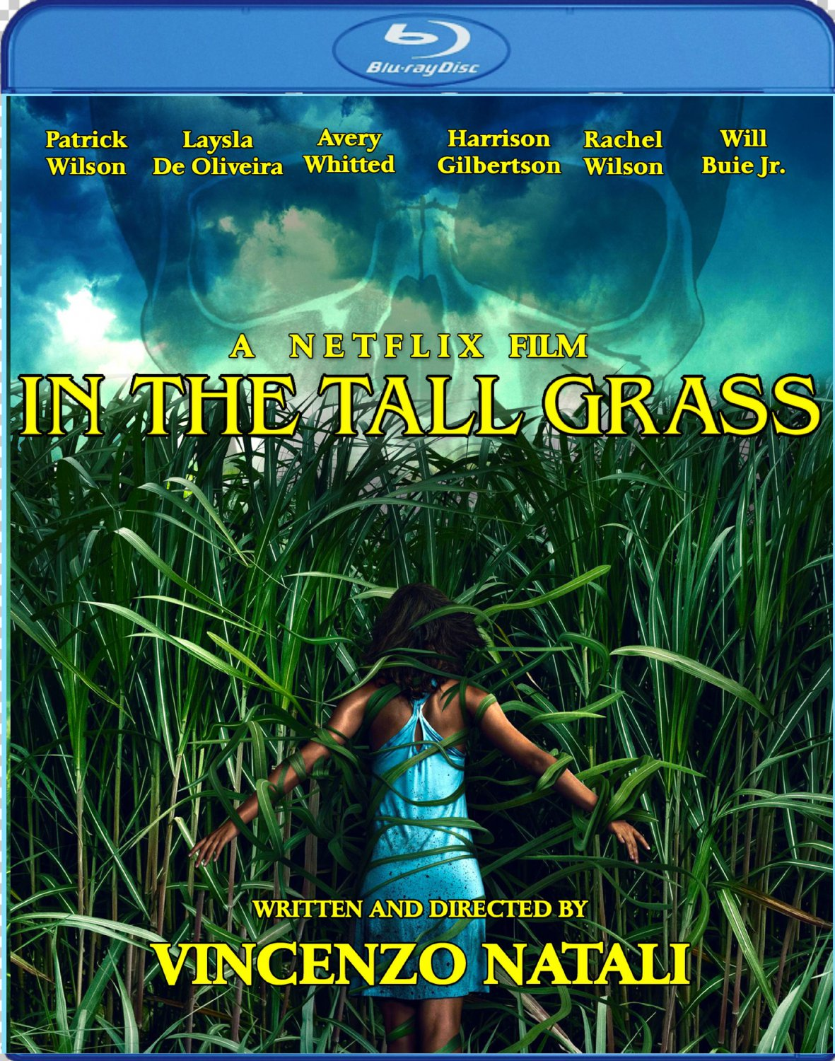 Stephen King's In The Tall Grass [2020 Blu-ray] Extended Cut