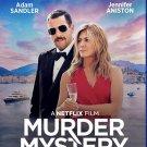 Murder Mystery [2019 Blu-ray] Adam Sandler