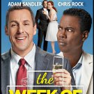 The Week Of [2019 Blu-ray] Adam Sandler Chris Rock