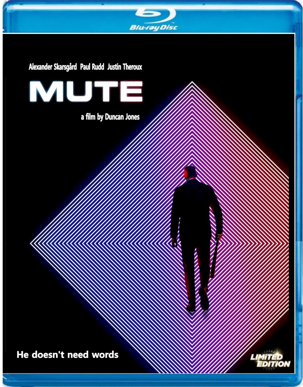 MUTE [Blu-ray] A Duncan Jones film