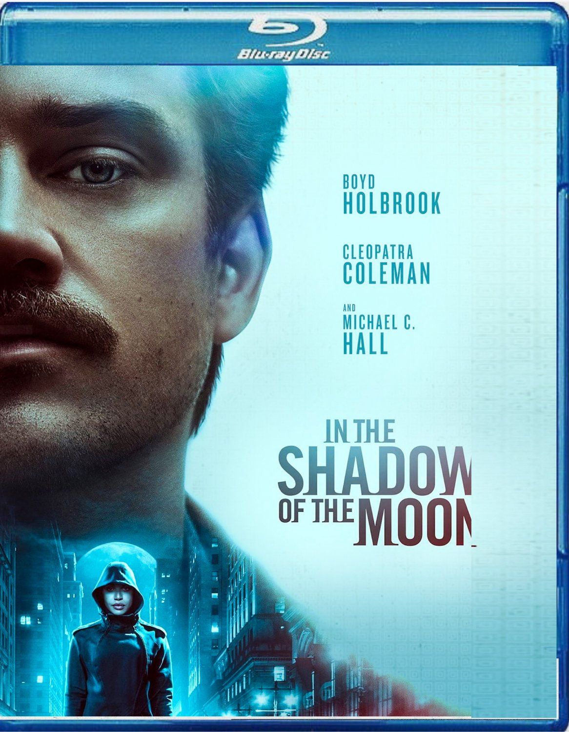 In The Shadow Of The Moon [2019 Blu-ray]