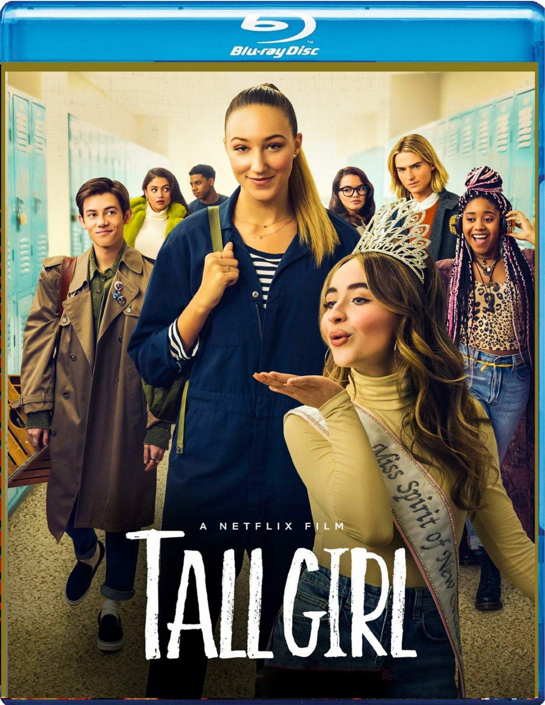 TALL GIRL [2019 Blu-ray] Teen Romcom