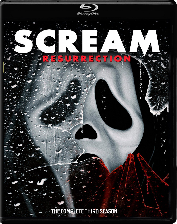 Scream [T.V. Series] Complete Season 3 [Resurrection] Blu-ray