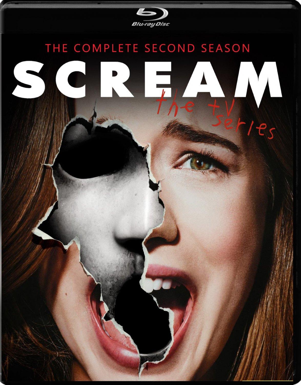 Scream [T.V. Series] Complete Season 2[ Blu-ray]