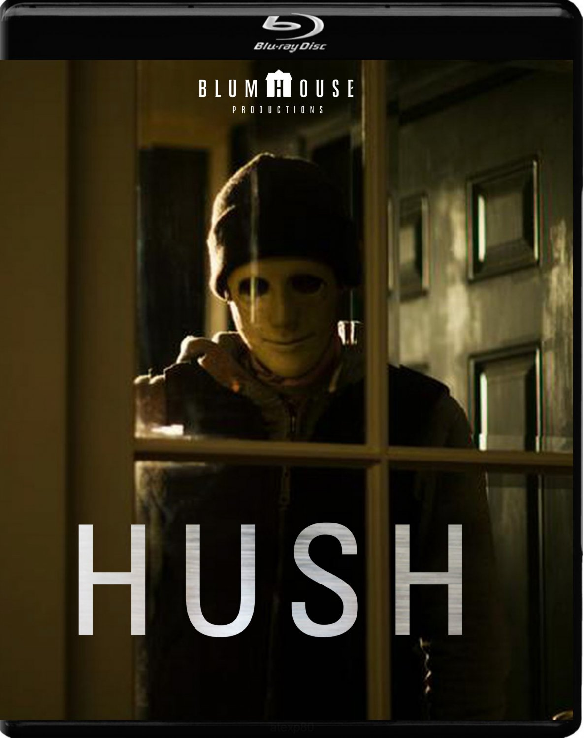 HUSH (2016) [Horror/Thriller] Blu-ray