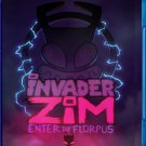 INVADER ZIM: ENTER THE FLORPUS [2019 Blu-ray]
