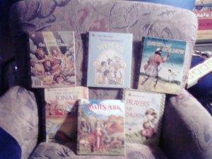 The Little Golden Book Series