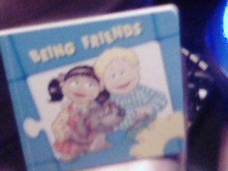 Being Friends Book