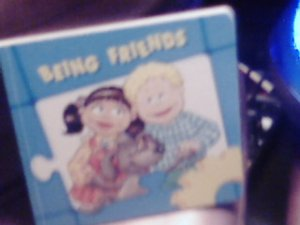 Being Friends Book