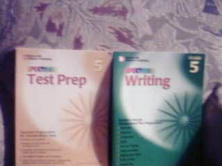 Spectrum Test Prep And Spectrum Writing