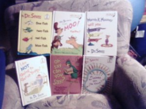 The Dr. Seuss Book Series
