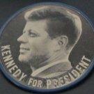 John Kennedy For President Swanson For Governor coattails flicker pin