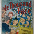 Early Boston Candy Store Ole Thousand Face candy box complete with inserts 1925