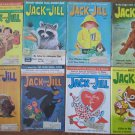 Wrigley Gum Zoo popup inserts Jack & Jill magazines 1950's includes RARE record