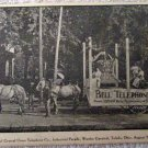 Bell Telephone RPPC Central Union Telephone Co parade float 1909