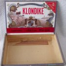 Klondike Tobacco box complete interior labels excellent condition
