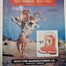 Roy Rogers Boot-Sters mint in illustrated box