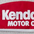 Early Kendall Motor Oil Attendent's Advertising Service cloth cap