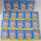 Topps Desert Storm Brown Letters lot of 19 mint unopened packs 1991