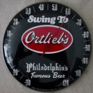 Ortlieb Brewery Swing To Ortlieb's Philadelphia Beer thermometer near mint 1966