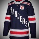 2018 New York Rangers Henrik Lundqvist 30 Winter Classic Authentic Adidas Jersey