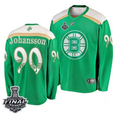 new concept 92b7e 73a62 Boston Bruins 2019 Stanley Cup Final #90 Marcus Johansson St ...