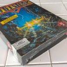 BattleStorm For Commodore Amiga, NEW FACTORY SEALED, Titus
