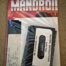 Mandroid Files For Commodore 64/128, NEW FACTORY SEALED, CRL Group