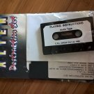 Alien Destruction Set For Commodore 64/128, NEW FACTORY SEALED, CRL Group