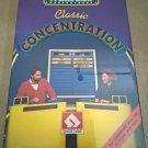 Classic Concentration For Commodore 64/128, NEW FACTORY SEALED, ShareData