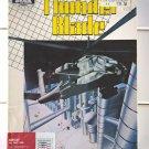 ThunderBlade For Commodore Amiga, NEW FACTORY SEALED, Sega