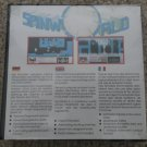 SpinWorld For Commodore Amiga, NEW FACTORY SEALED, Axxiom
