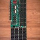 Microbotics 8-Up! 8MB RAM Board, Amiga 2000 3000 4000 Zorro-II (As-Is)